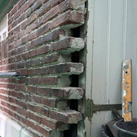 Renovatie / Herstelwerk